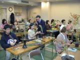 三田ハナモ・REN フラワー教室画像